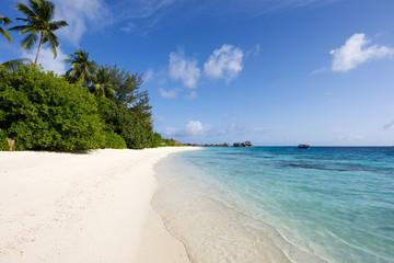 Maledivenstrand