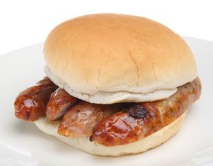 Sausage Bap