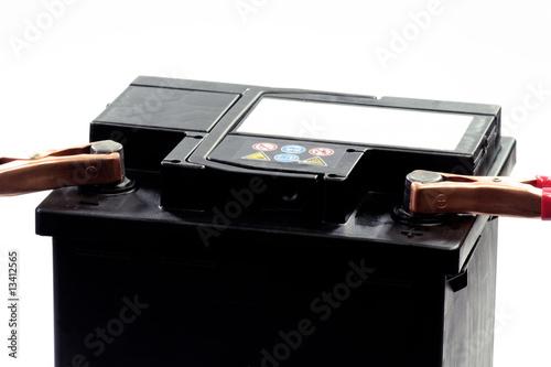 autobatterie aufladen stockfotos und lizenzfreie bilder auf bild 13412565. Black Bedroom Furniture Sets. Home Design Ideas