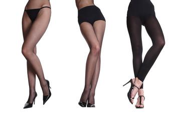 six sexy legs