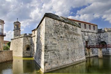 Castillo de la Real Fuerza - Havana Fort