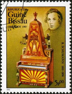 Guinée Bissau. Correos 1985. Schumann.
