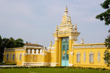 Fotomurales - Cambodian Royal Palace Gates