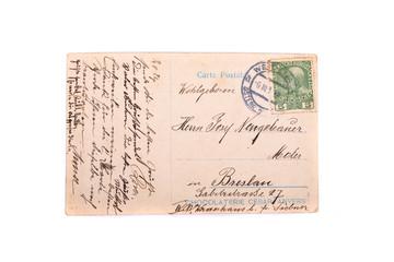 historical postcard