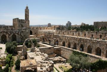 Davids Zitadelle in Jerusalems Altstadt