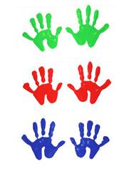 Handprints Vector