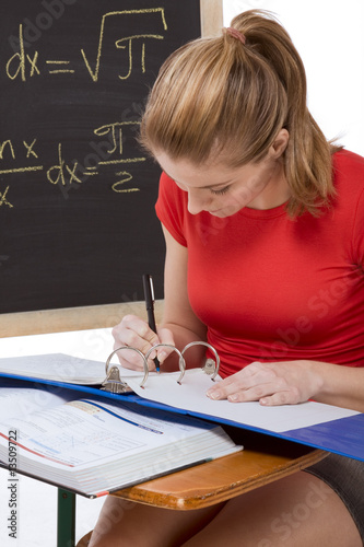 girls math thesis