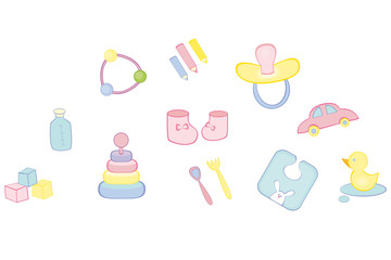 Baby's things