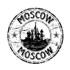 Moscow rubber stamp