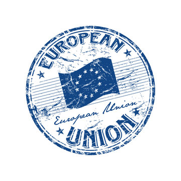 European Union rubber stamp