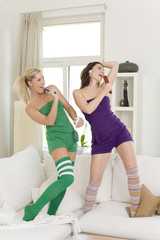 hot singing girls