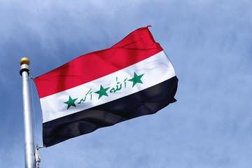 drapeau iraq