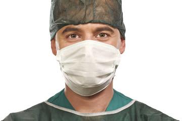 surgery closeup