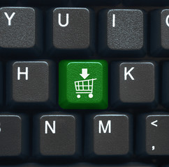 """Add to cart"" key on keyboard"
