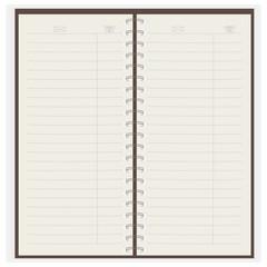 Notebook. Vector illustration