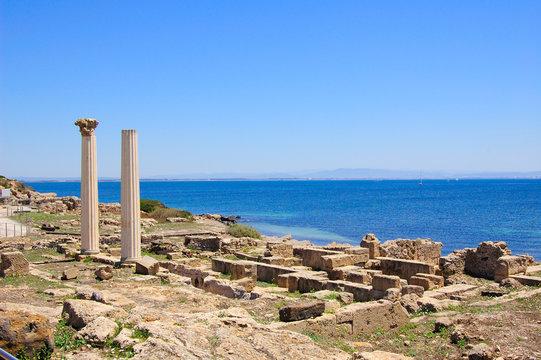 Tharros Romanic Colums
