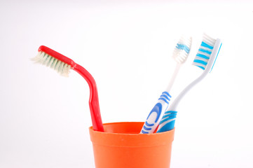 teeth brushes