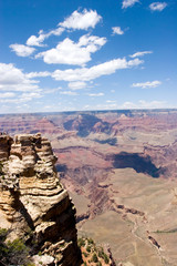 Scenic view from Grand Canyon