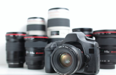 DSLR & Lenses