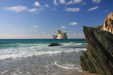 Sardegna:Il costone