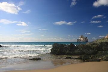 La Spiaggia di pan di zucchero