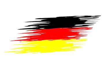 German Flag Draw