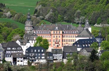 Schloss zu Sayn Wittgenstein in Berleburg