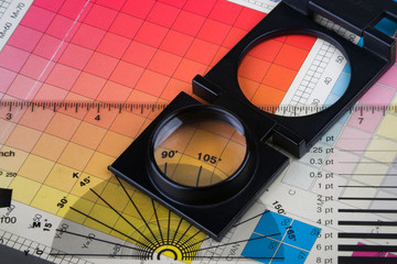 Printing color management