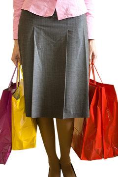 shoppinh girl