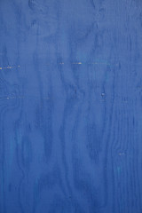 Blue Stained Wood