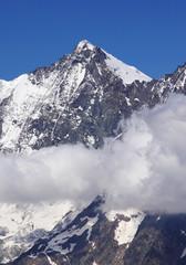 Zum höchsten Berg der Schweiz