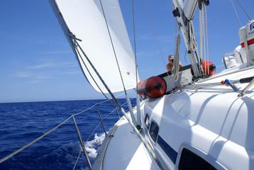 Mit gutem Wind nach Lipari