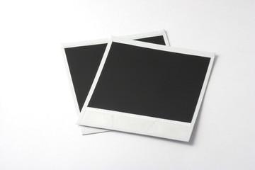 Due stampe di polaroid