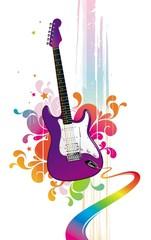 Funny guitar