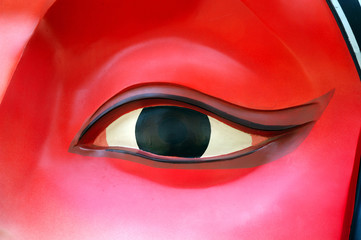 Beijing Opera mask,
