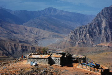 Oman Gebirge