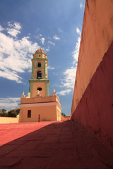 Church and Monastery of Saint Francis, Trinidad, Cuba. #2