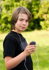 écouter de la musique sur son portable