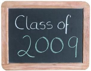 """""""Class of 2009"""" on blackboard"""