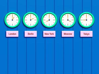 3d timezone