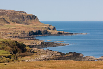 Isle of Mull coastline