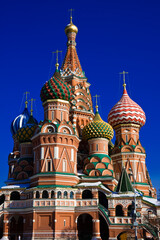 Fotomurales - Saint Basil Cathedral on Red Square