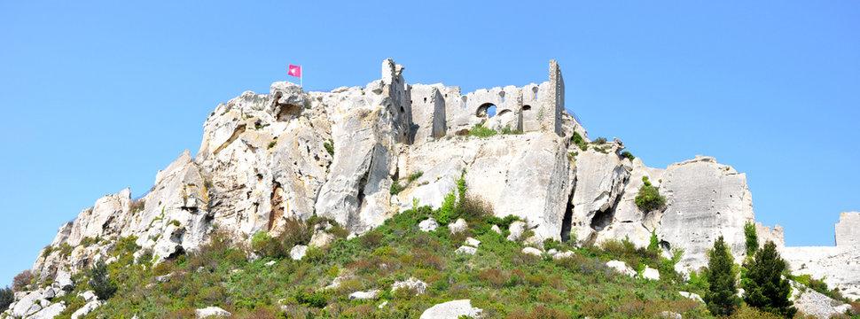 ruines de chateau