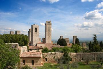 San Giminiano / Toskana / Italy
