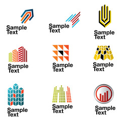 Architectural design symbols