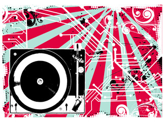 MUSIC PRINT DESIGN ARTWORK