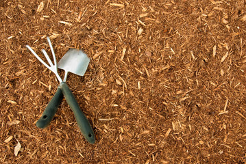 Mulch and Garden Tools
