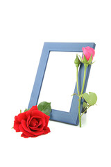 cadre photo, symbole de l'amour
