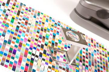 Drucker Profilierung