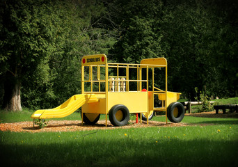 Playground - School Bus